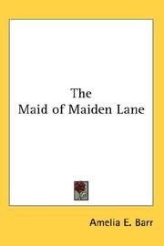 The Maid of Maiden Lane PDF