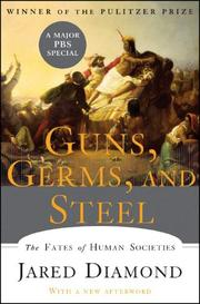 Cover of: Guns, germs, and steel by Jared Diamond