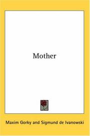 Cover of: Mother by Maksim Gorky