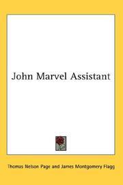 John Marvel Assistant PDF