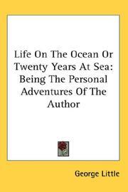 Life On The Ocean Or Twenty Years At Sea PDF