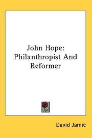 John Hope PDF