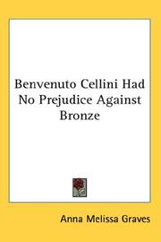Benvenuto Cellini Had No Prejudice Against Bronze PDF