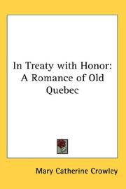 In treaty with honor PDF