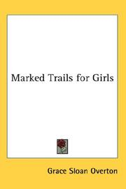 Marked Trails for Girls PDF