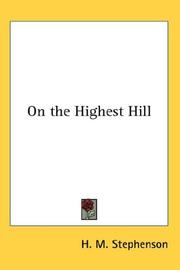 On the Highest Hill PDF