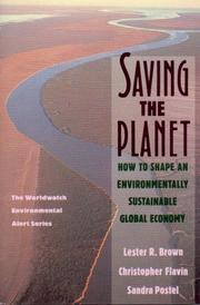 Saving the planet by Lester Russell Brown