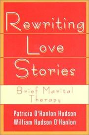 Rewriting love stories by Patricia O'Hanlon Hudson