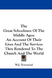 The Great Schoolmen Of The Middle Ages PDF