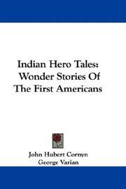 Indian Hero Tales PDF