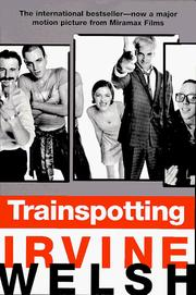 Cover of: Trainspotting by Irvine Welsh