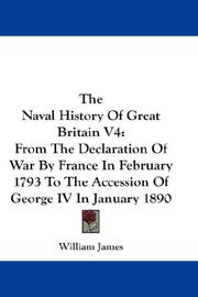 The Naval History Of Great Britain V4 PDF