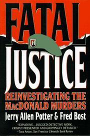 Fatal justice PDF