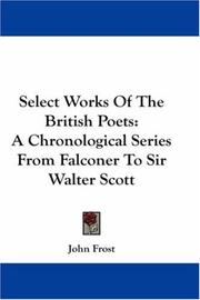 Select Works Of The PDF