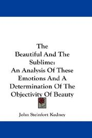 The Beautiful And The Sublime PDF