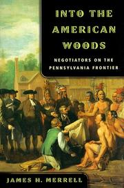 Into the American Woods PDF