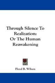 Through Silence To Realization PDF