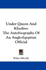 Under Queen And Khedive PDF