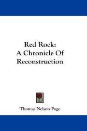 Red Rock PDF
