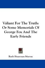 Valiant For The Truth PDF