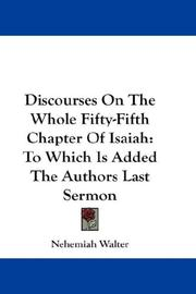 Discourses On The Whole Fifty-Fifth Chapter Of Isaiah PDF