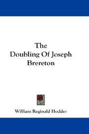 The Doubling Of Joseph Brereton PDF