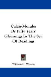 Calais-Morale PDF