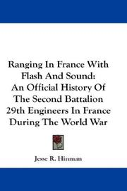 Ranging In France With Flash And Sound PDF