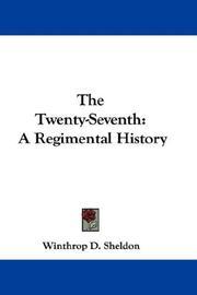 The Twenty-Seventh