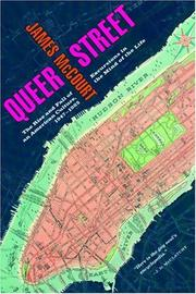 Queer Street by James McCourt