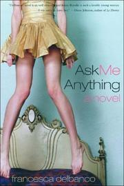 Ask Me Anything by Francesca Delbanco