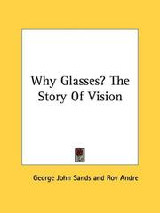 Why Glasses? the Story of Vision PDF