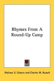 Rhymes From A Round-Up Camp PDF