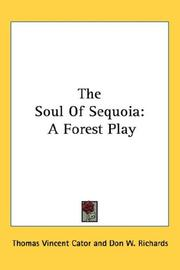 The Soul Of Sequoia PDF