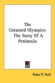 Cover of: The Untamed Olympics by Ruby El Hult