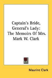 Captain's Bride, General's Lady PDF