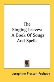 The singing leaves PDF