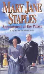 Appointment at the Palace (Adams Family) PDF