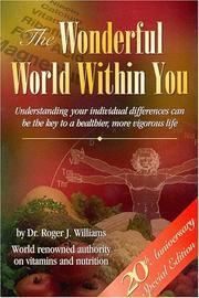 THE WONDERFUL WORLD WITHIN YOU PDF