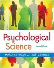 Psychological science PDF