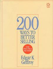 200 ways to better selling PDF