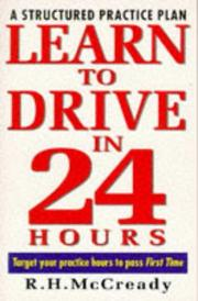 Learn to Drive in 24 Hours PDF