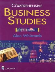 Comprehensive Business Studies by Alan Whitcomb