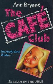 Leah in Trouble (Hippo Cafe Club S.) PDF