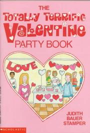 The Totally Terrific Valentine Party Book PDF