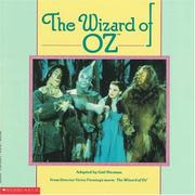 Cover of: Wizard of Oz by Gail Herman