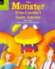The Monster Who Couldn't Scare Anyone PDF