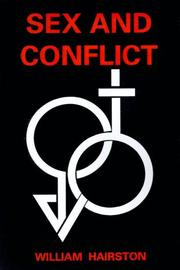 Sex and conflict by William Hairston