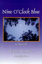 Nine O'Clock Blue PDF
