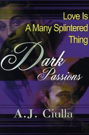 Dark Passions PDF